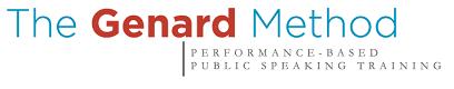 Genard Method Public Speaking Training