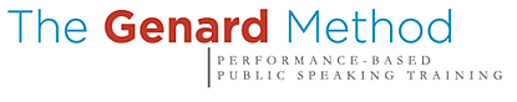 Genard Method of Public Speaking Training