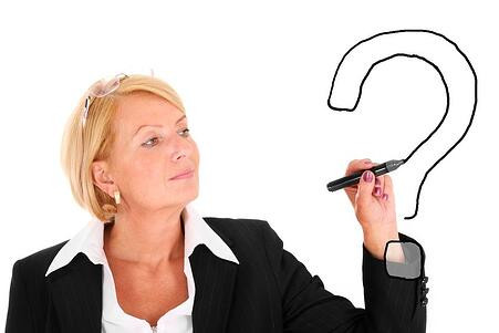 Question and answer sessions should help your credibility and influence.