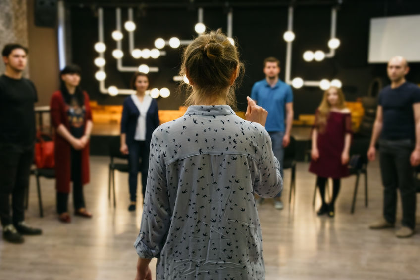 Every Business Person Should Take an Acting Class