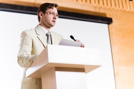 Top ten public speaking techniques for leadership.