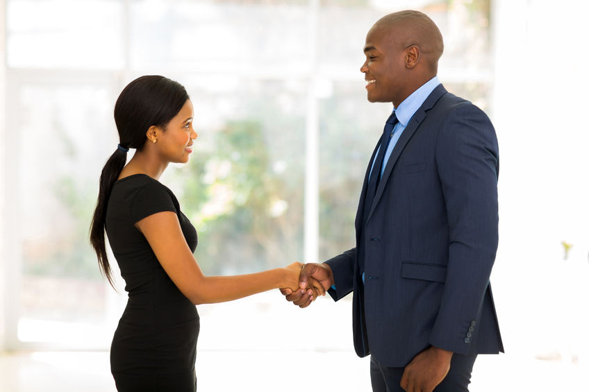 Role-playing for business uses theater techniques to improve employee's communication skills.