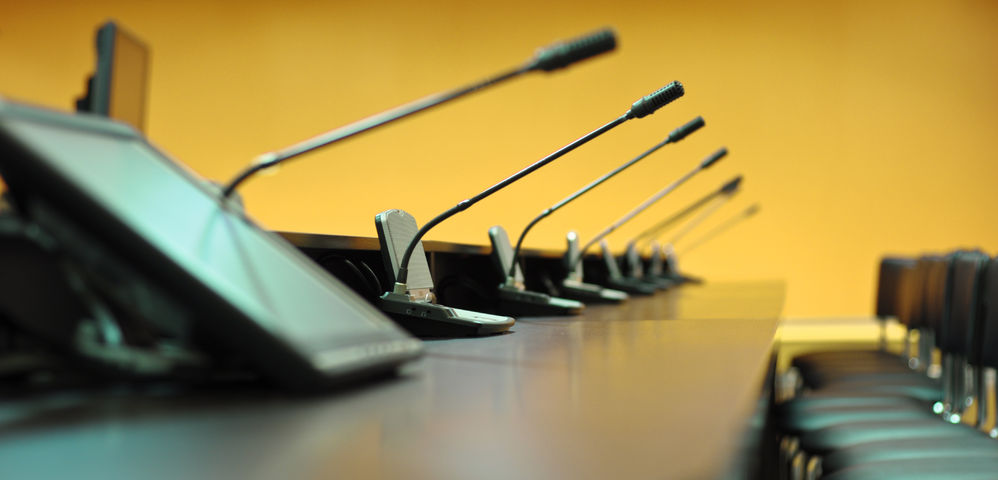 How to be a successful panelist at a business conference.