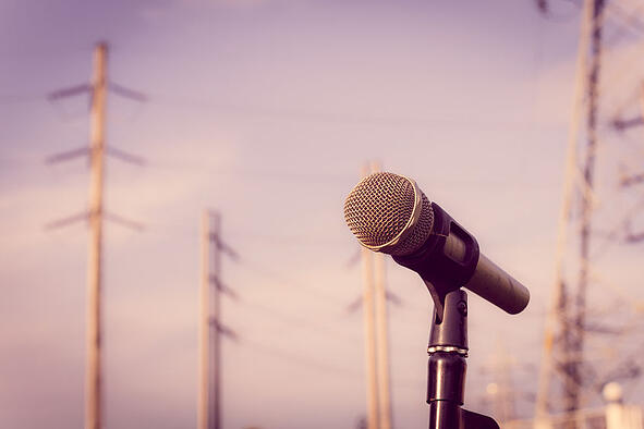 Knowing how to develop a more powerful public speaking voice is a key business skill.
