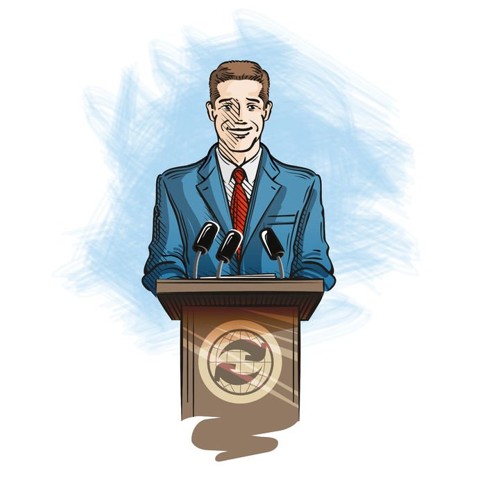 Knowing how to develop stage presence for leadership in public speaking is essential.