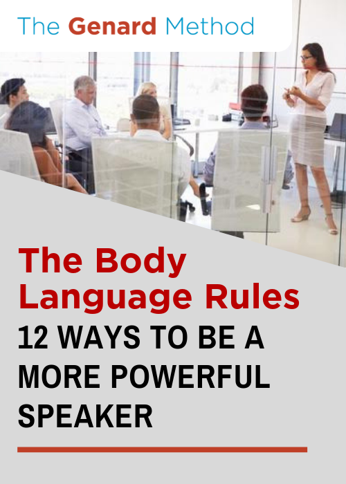 GENARD 500x700px Cover Body Language Rules