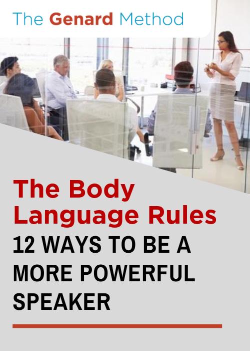 GENARD 500x700px Cover Body Language Rules