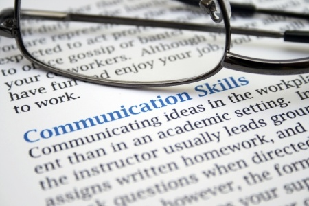 How to achieve communication skills improvement for your company.
