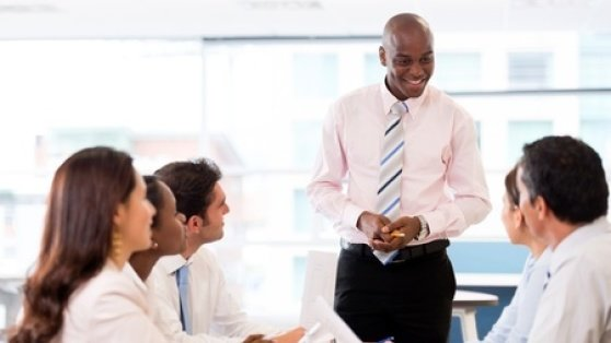 Leadership skills: the 5 essential public speaking techniques from Gary Genard.