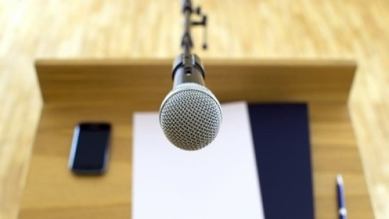 Dr. Gary Genard's acting techniques for public speaking.