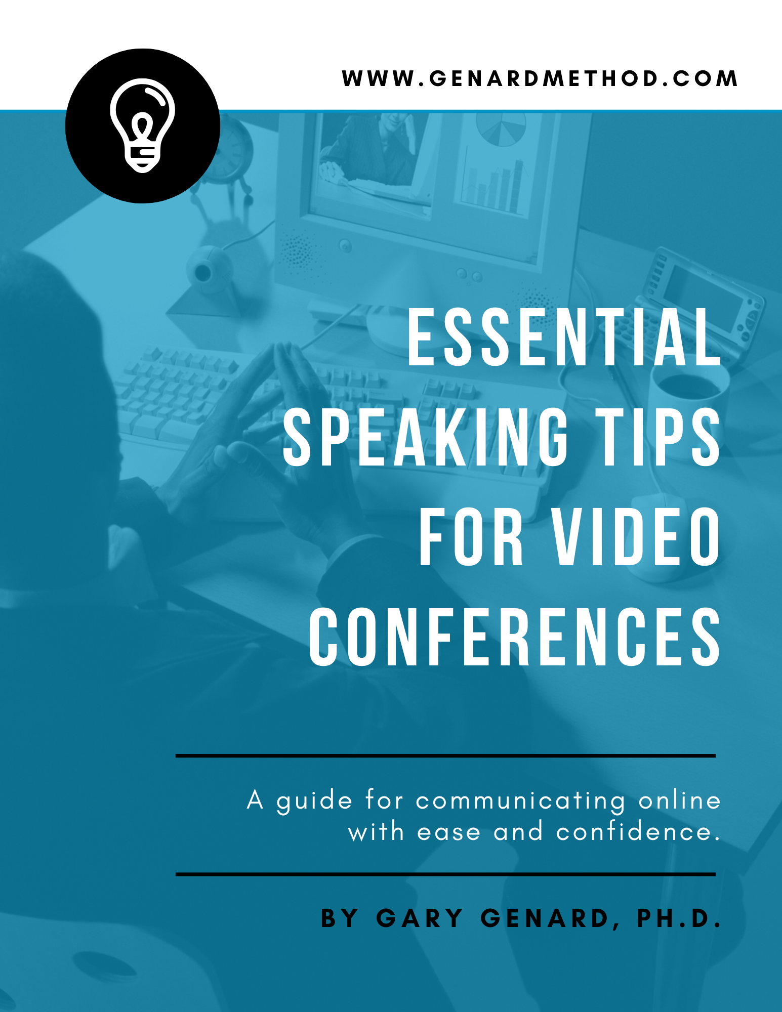 Cover Essential Speaking Tips for Video Conferences
