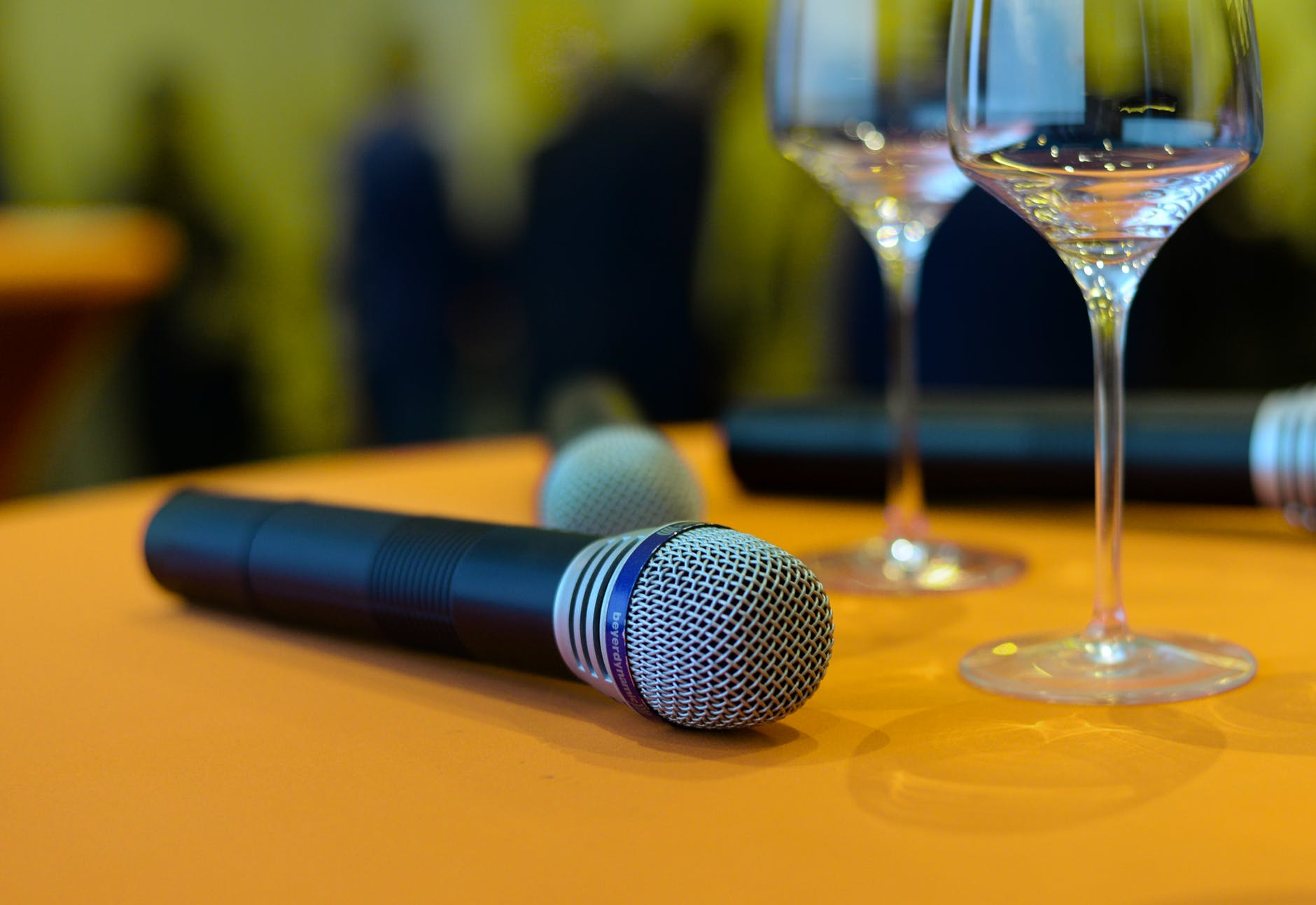 Why you're a professional speaker and how to be successful.
