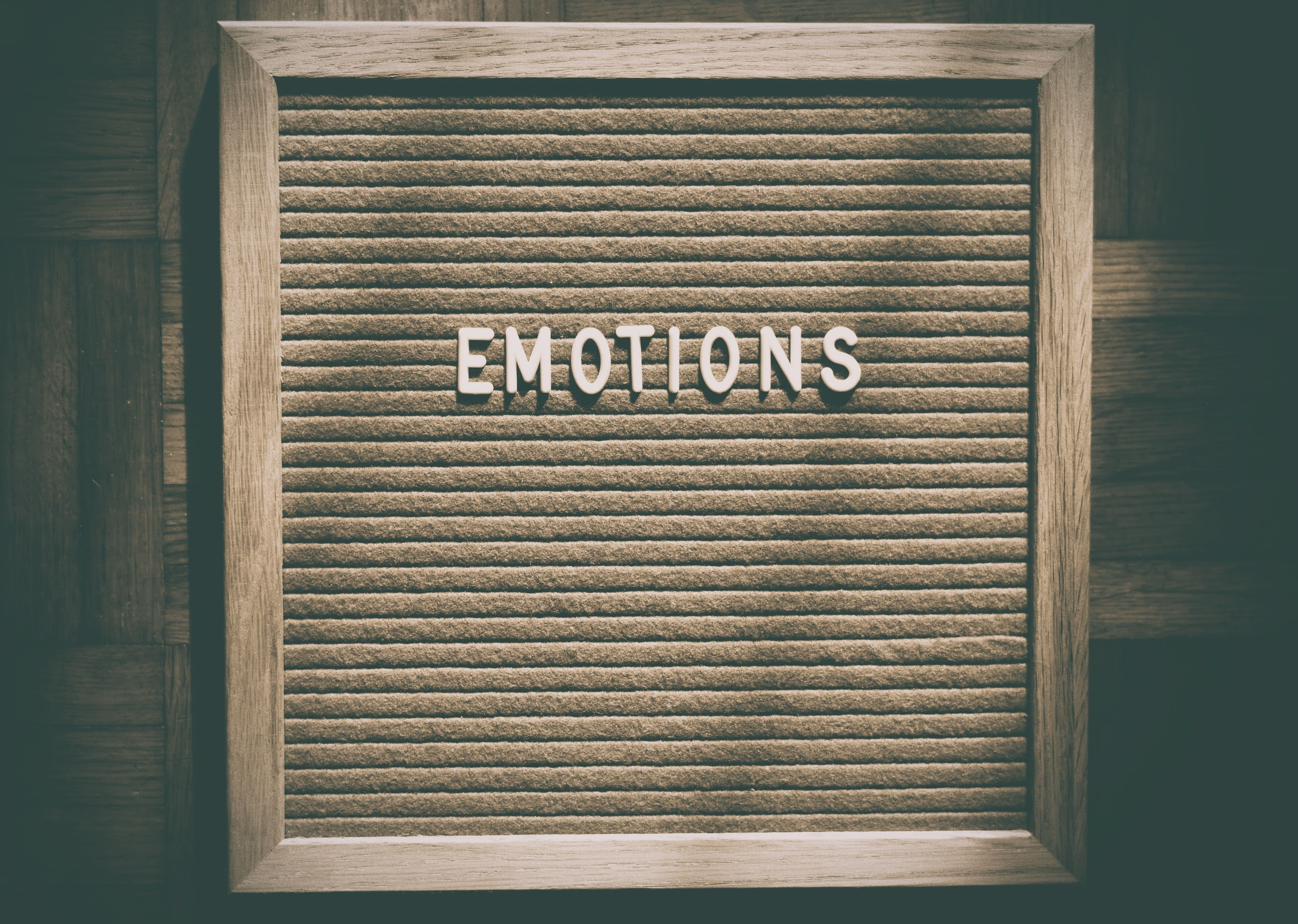 If you want to know how to persuade anyone, use emotional language.