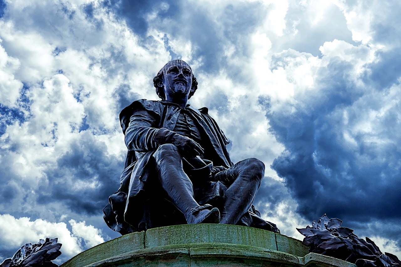 Understanding Shakespeare is a good way to become a better public speaker.