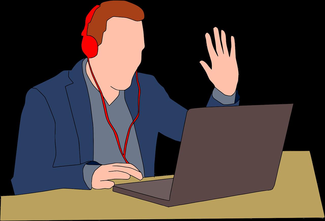 How to be an effective speaker in virtual meetings.