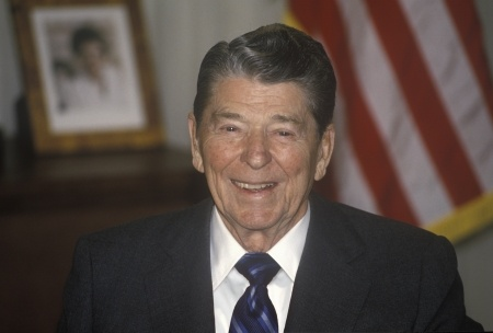 The great communicator, President Ronald Reagan, was one of the greatest American speakers.