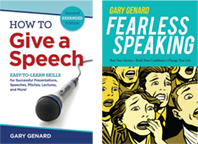 Gary Genard's Public Speaking Books