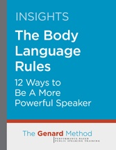 12 Ways to Be a More Powerful Speaker