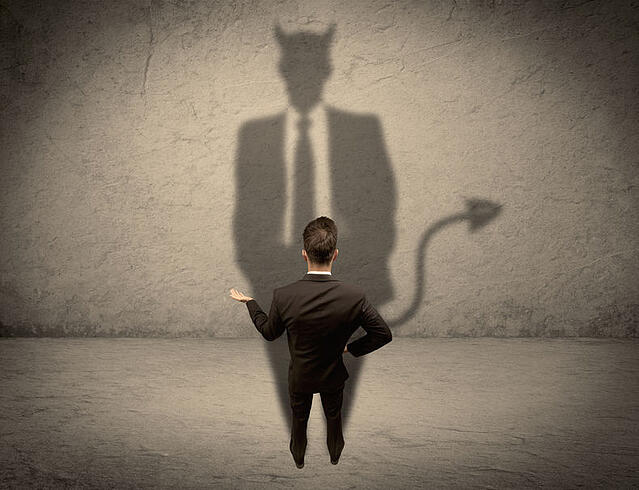 Are you your own worst enemy in public speaking?