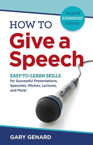 Gary Genard's How to Give a Speech
