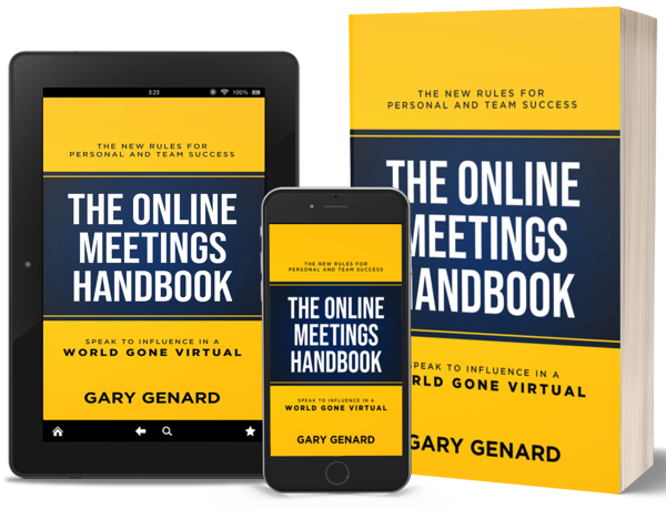 How to Be at Your Virtual Best! — The Online Meetings Handbook