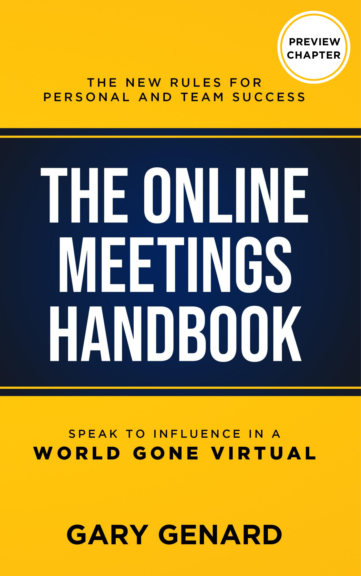 Online Meetings Chapter Book Cover