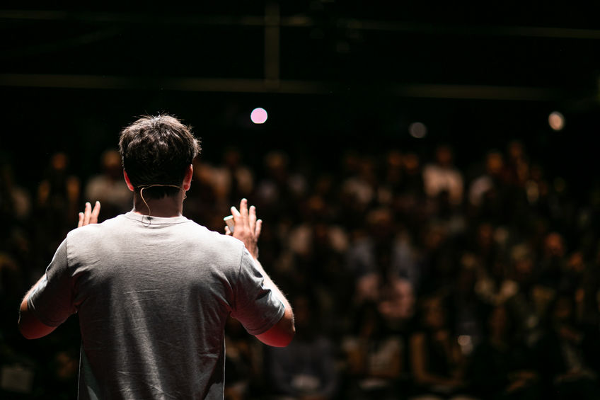 Body Language and Presence: How to Own a Stage