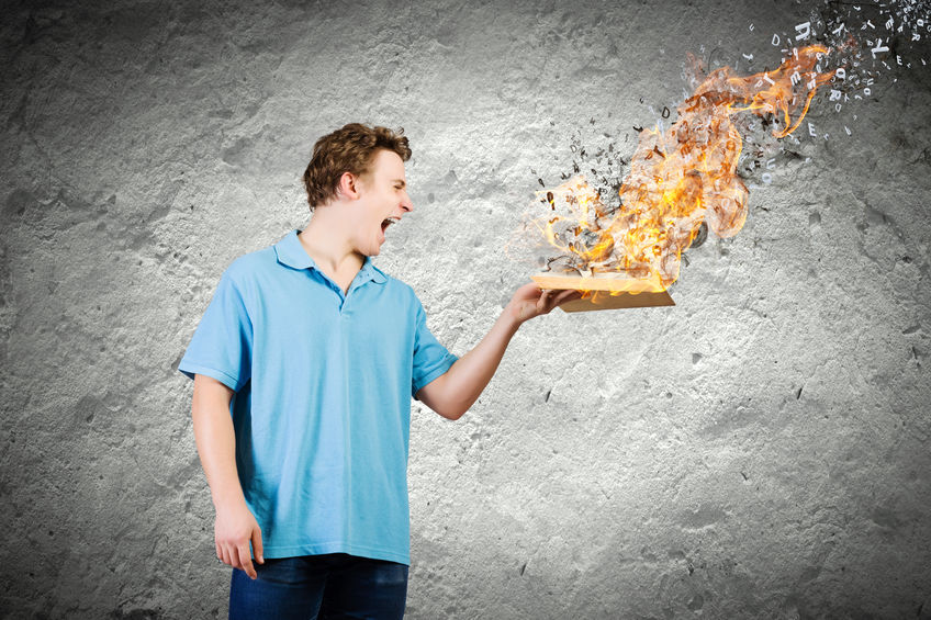 Explode! Fly Apart! Disintegrate!—How to Be a Passionate Public Speaker