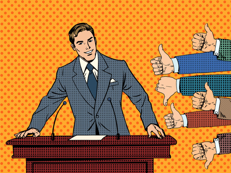 How to Read Body Language —5 Ways Your Audience Can Make You a Better Speaker